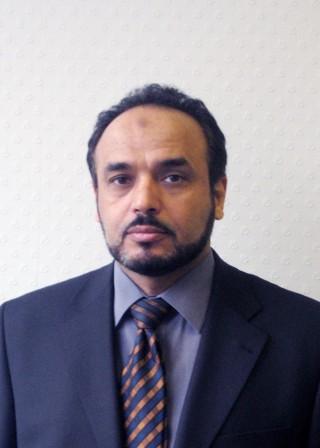 Dr Ahmad Al-Dubayan - (Patron)